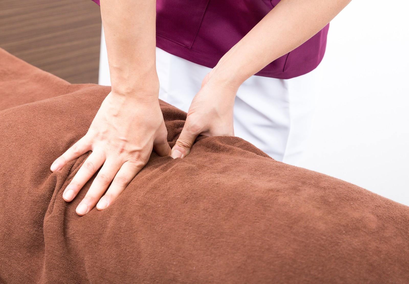肩こりや頭痛 背中の張り 腰痛などの症状の方へ